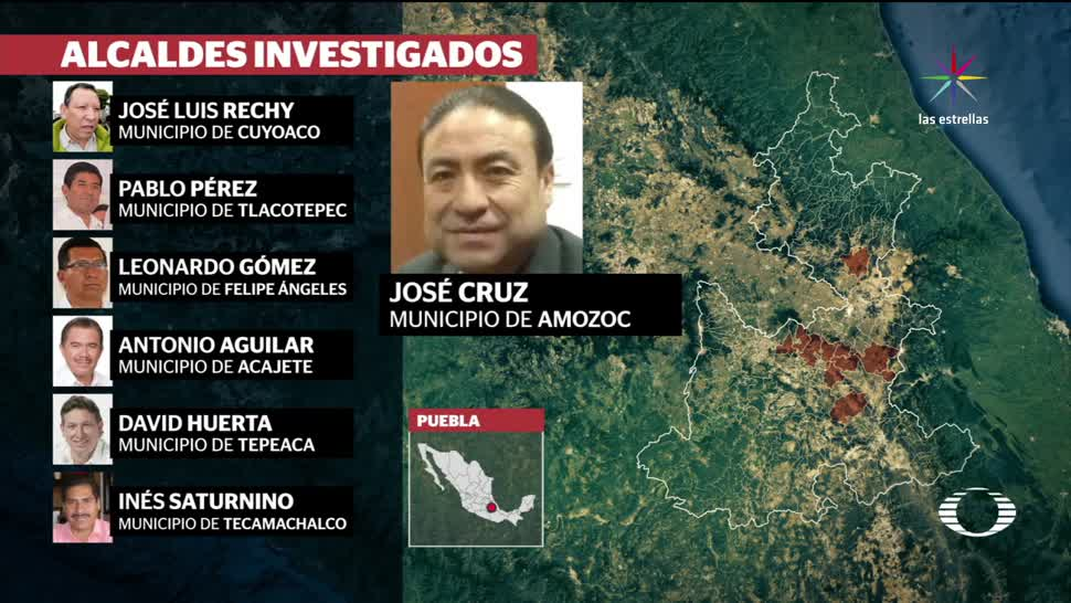 Investigan, 12 alcaldes, vínculos, robo, combustible, huachicoleros