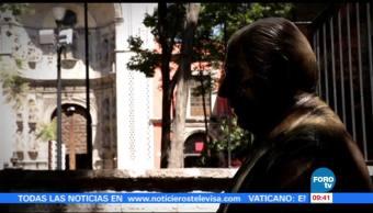 noticias, forotv, Esculturas públicas, nadie conoce, Esculturas, Armando Ramírez