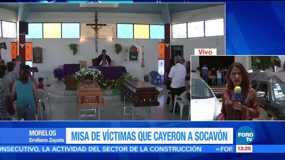 noticias, forotv, Despieden, víctimas, socavón, Paso Express