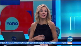 Noticieros Televisa, FOROTv, Televisa News, A las tres, Ana Paula, Ordordica
