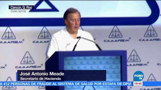Aduanas, puentes, diálogo, socios comerciales, Antonio Meade, SHCP