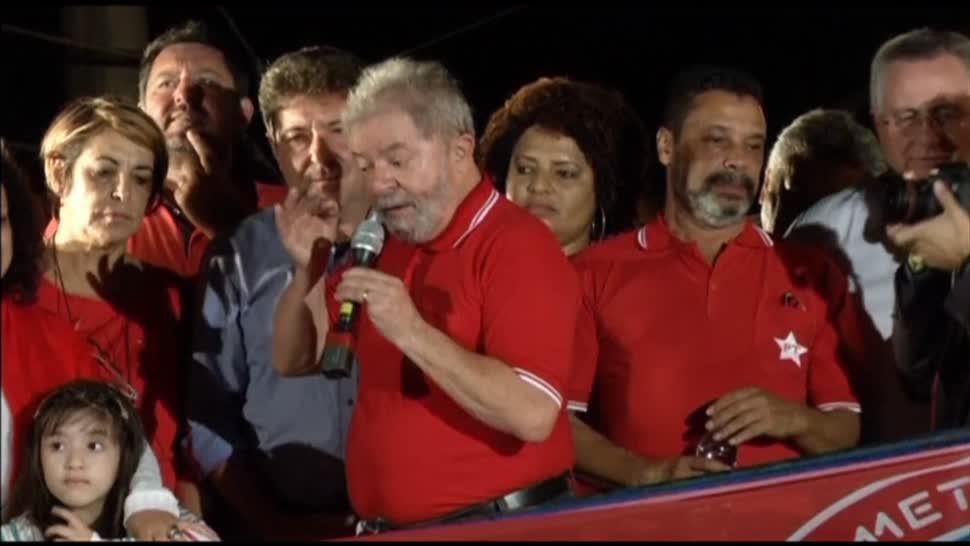 expresidente de Brasil, Luiz Inacio Lula da Silva, izquierda de Brasil, Brasil