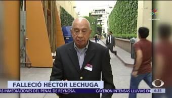 noticias, televisa, Muere, comediante, veracruzano, Héctor Lechuga