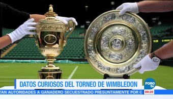 noticias, teelvisa, Datos curiosos, torneo, Wimbledon, Eduardo Saint Martin