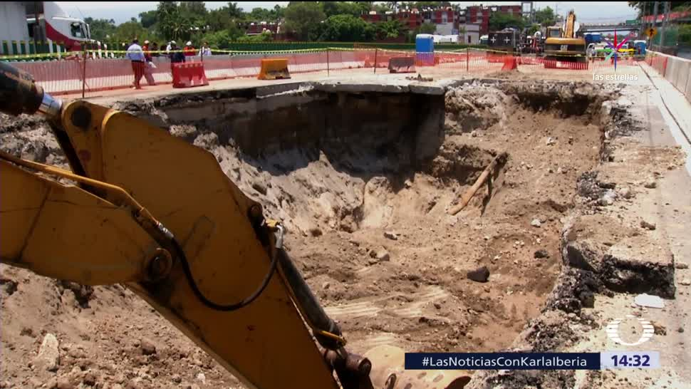 Morelos, pedirá informe, peligros, Paso Express
