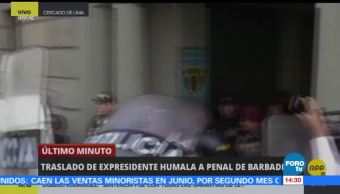 expresidente, Perú, Ollanta Humala, prisión
