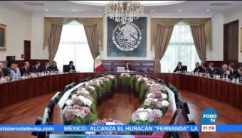EPN, analiza, resultados, Reforma Energética, gabinete, ampliado