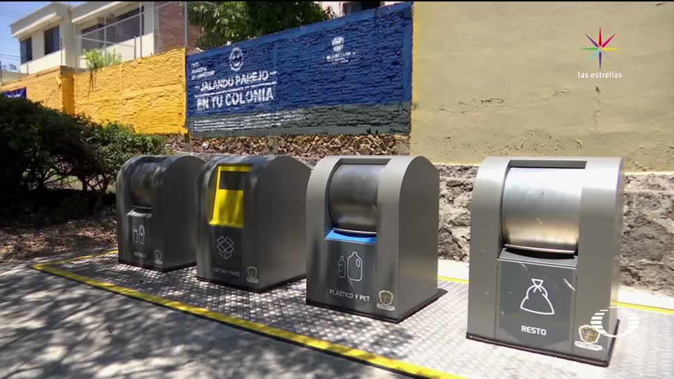 Querétaro, ciudad, modelo, basura, separación residuos