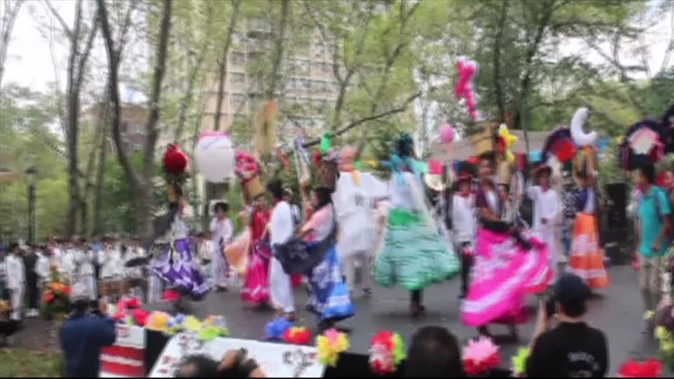 Guelaguetza, novena, ocasión, Nueva York, cultura, oaxaca