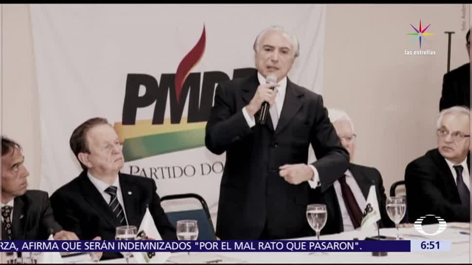 Gobierno de Brasil, 4 mil 700 mdd, diputados, periódico 'O Globo'