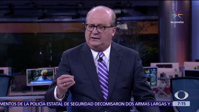 Graco Ramírez, gobernador de Morelos, Despierta con Loret, Paso Express