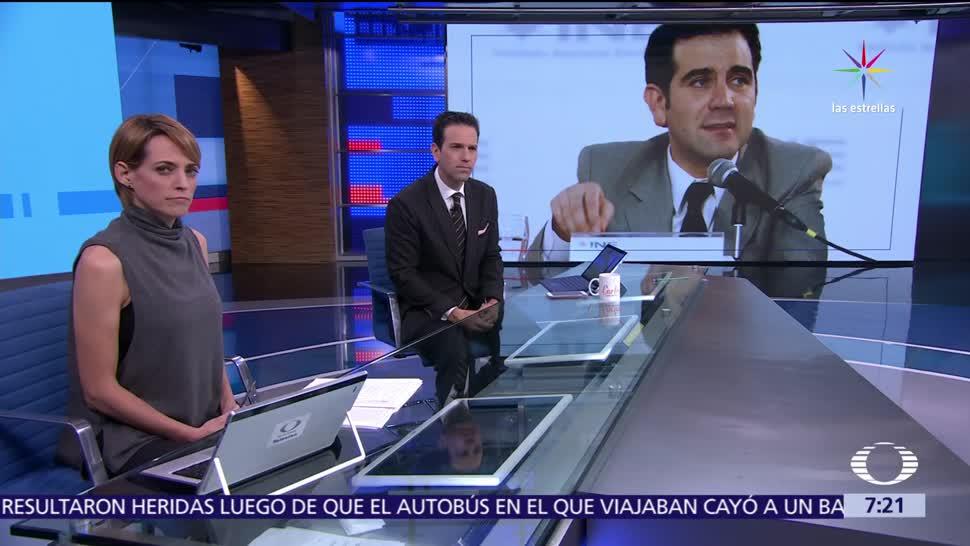 Lorenzo Córdova, Instituto Nacional Electoral, Despierta con Loret, gastos de campaña