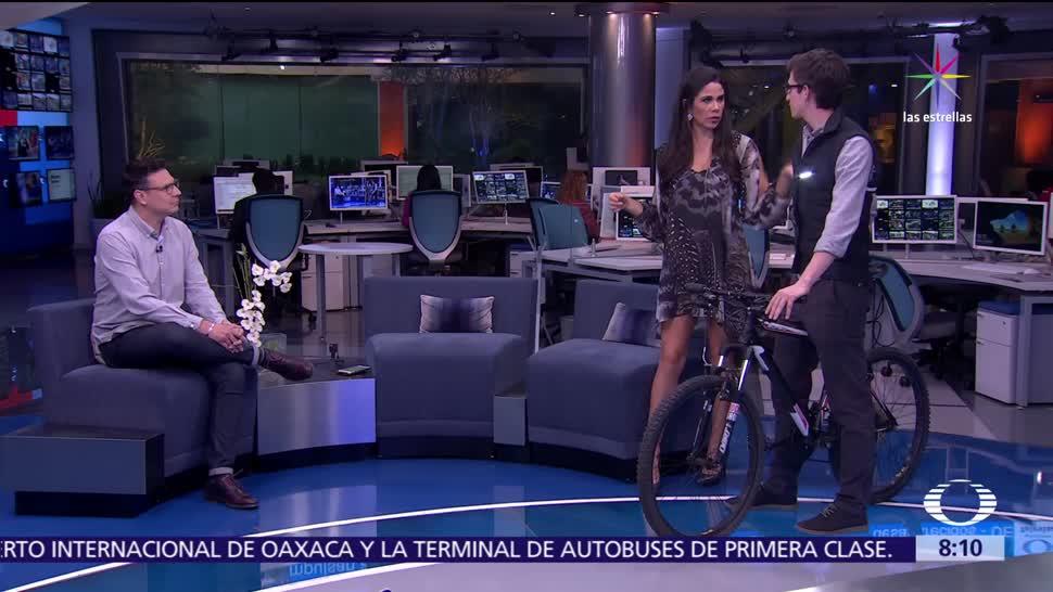 Benjamín Ortega, Paréntesis.com, ingeniero en mecatrónica, Jorge Vizcaíno, ciclistas