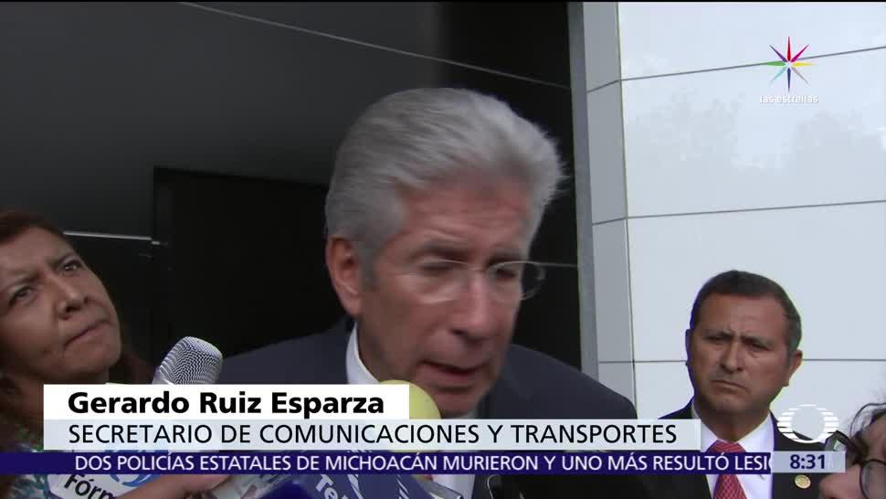 Indemnizaciones a familiares, víctimas del socavón, Paso Express, Gerardo Ruiz Esparza