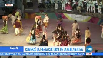 noticias, forotv, Arranca, fiesta, Guelaguetza, Oaxaca