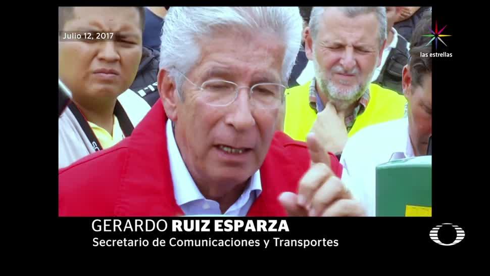 noticias, televisa, Ruiz Esparza, incendia, redes sociales, declaraciones