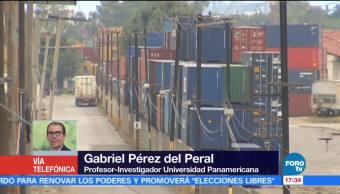 Gabriel Perez Del Peral, Profesor-Investigador De La Universidad Panamericana, El Deficit Comercial, TLC