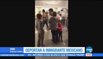 Deportan, Inmigrante Mexicano, Indocumentado, Estados Unidos