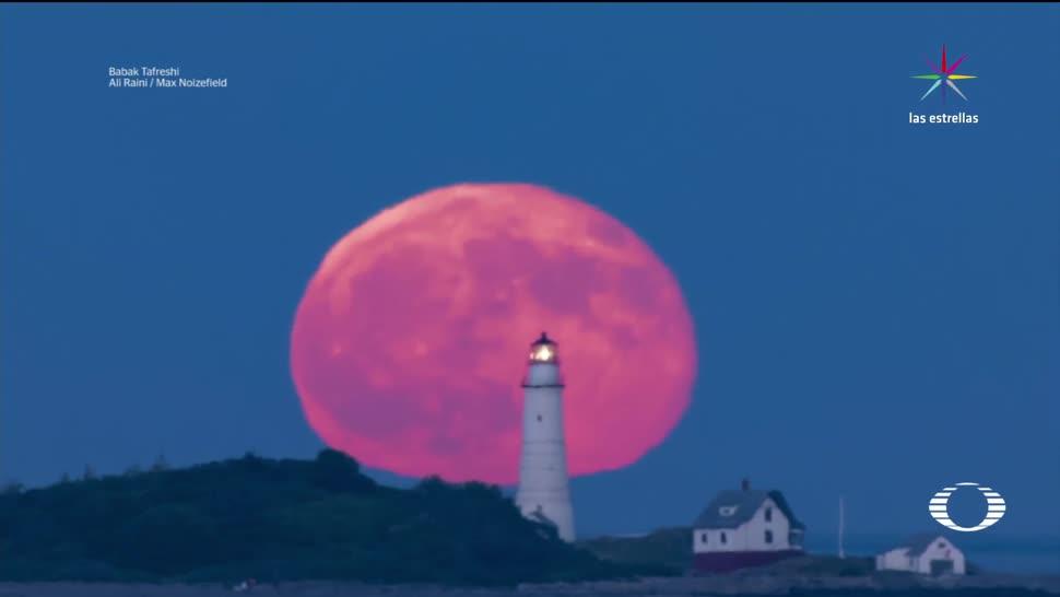 noticias, televisa, Luna roja, Boston, luna, Luna roja en Boston