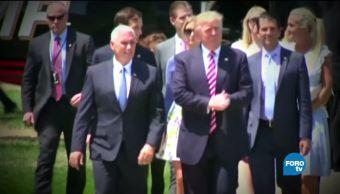 noticias, forotv, Los Trump, lejos de hundirse, Donald Trump, rusos