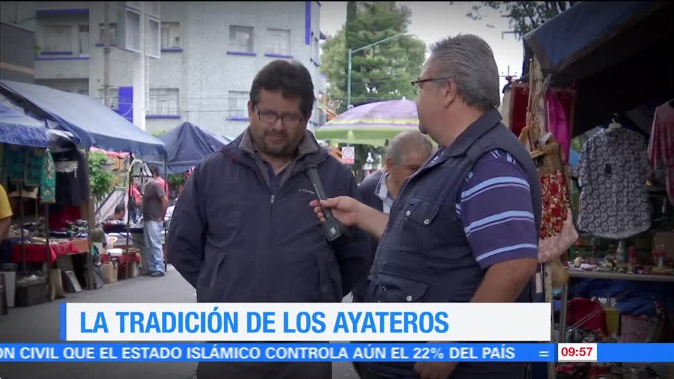 Enrique Muñoz, conocer, trabajo, ayateros
