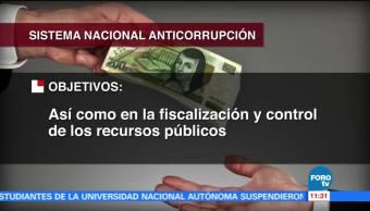 Entra en funciones, Sistema Nacional Anticorrupción, México, fiscal especializado