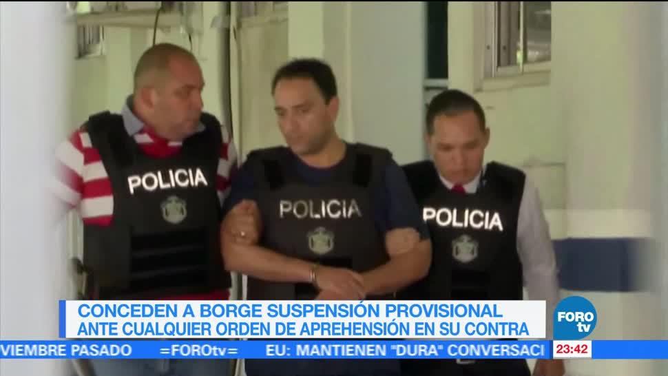 noticias, forotv, Roberto Borge, obtiene, amparo, borge