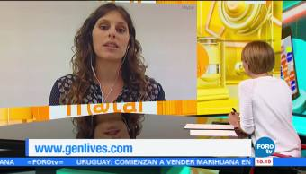 noticias, forotv, GenLives, Lucía Spangenberg, ADN, empresa