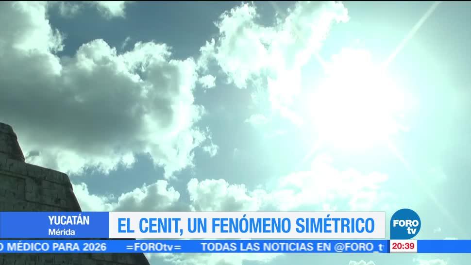 Fenómeno, astronómico, Cenit, Yucatán, Sol, Sombras