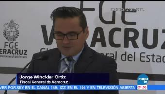 Vigentes, órdenes aprehensión, Duarte, Fiscalía de Veracruz, Jorge Winckler, Javier Duarte