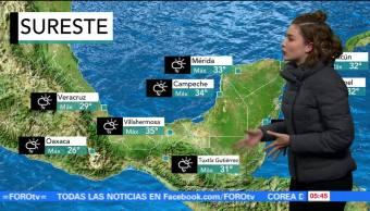 El clima, Daniela Álvarez, Jueves Continuara, Lluvias