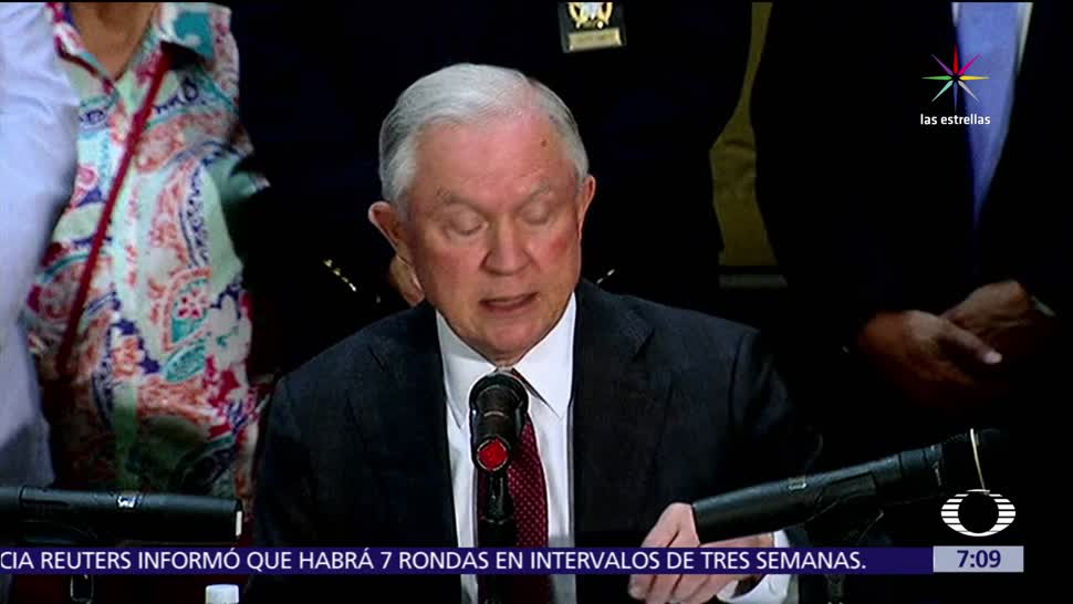 Donald Trump, The New York Times, Jeff Sessions