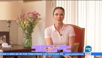 Alejandra Diener, etapas de la comunicación