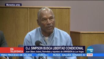 jurado de Estados Unidos, Estados Unidos, libertad condicional, exfutbolista O.J. Simpson