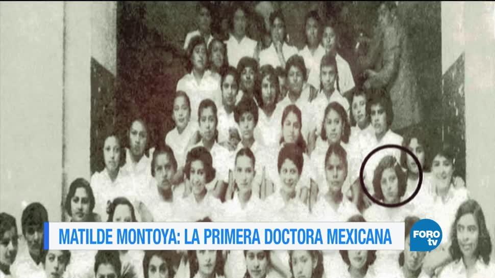 primera, mujer médica, México