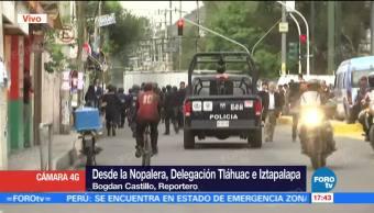 registra, nuevo enfrentamiento, Tláhuac