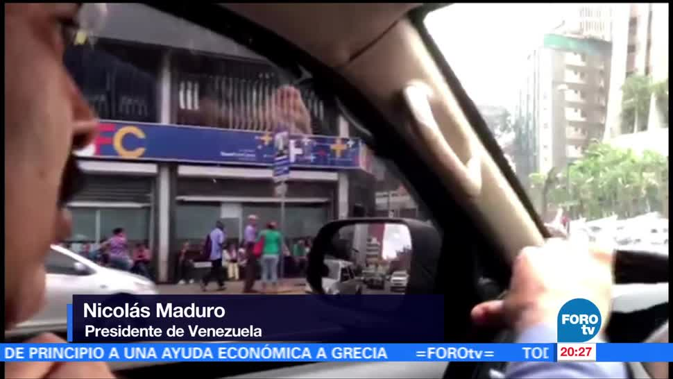 noticias, forotv, Maduro, asegura, derrotó, oposición