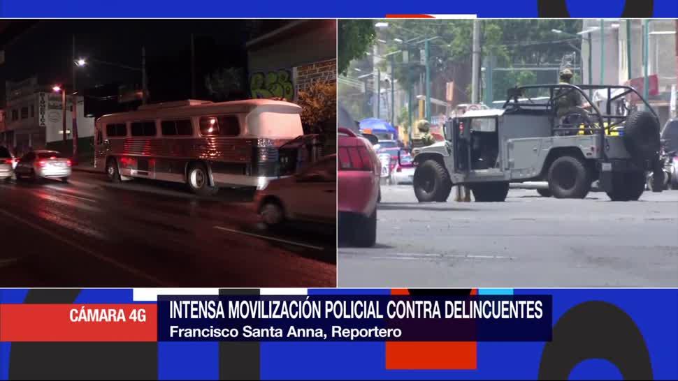noticias, forotv, enfrentamiento, mantienen, operativo de vigilancia, Tláhuac
