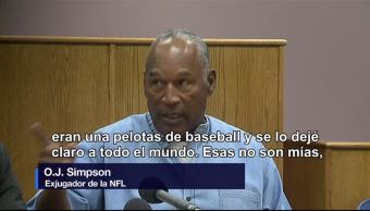 noticias, forotv, Otorgan, libertad condicional, O. J. Simpson, Nevada