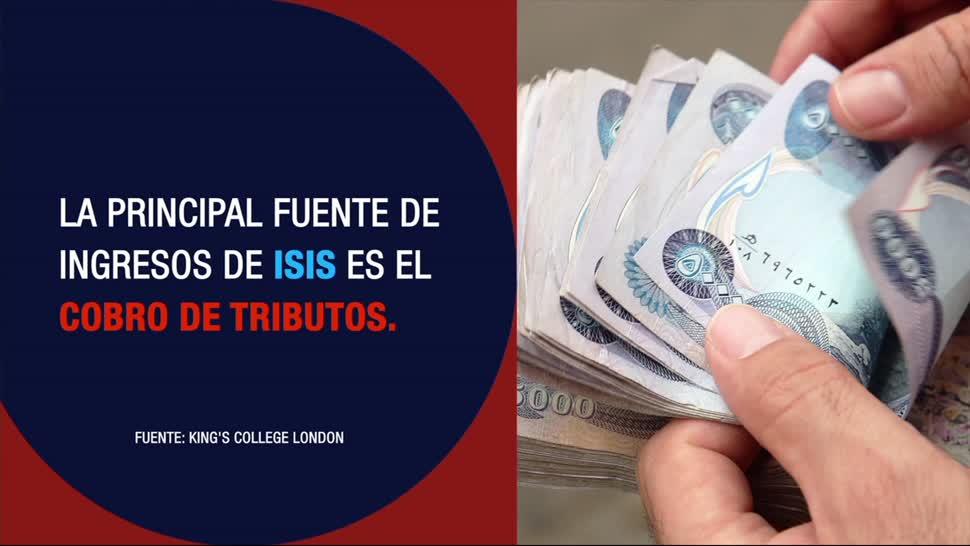 noticias, televisa, ISIS, queda, sin dinero, Daesh