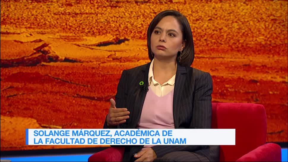 noticias, televias, Genaro Lozano, entrevista, Solange Márquez, ambientalista