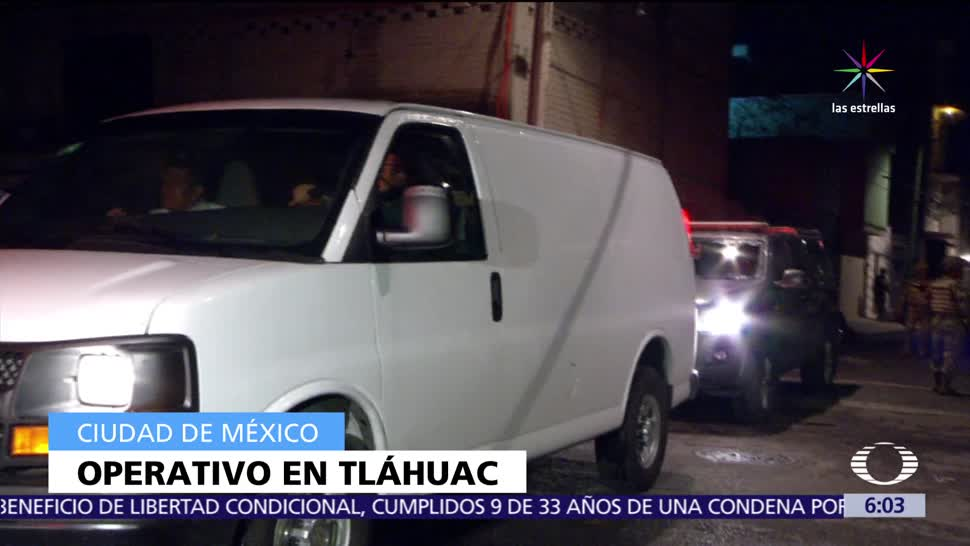 noticiasl televisa, Tras operativo, intensifican, vigilancia, Tláhuac