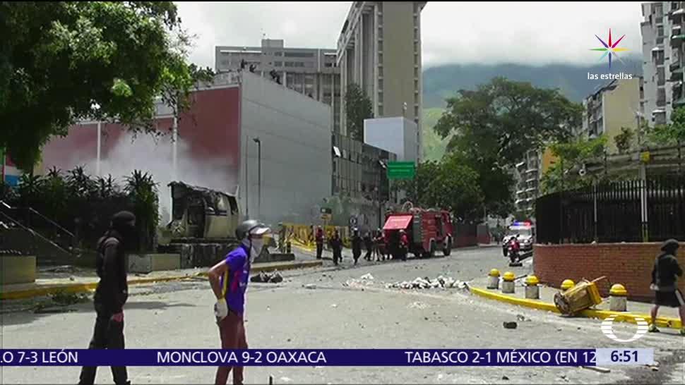 noticias, teelvisa, Huelga general, paraliza, varias ciudades, Venezuela