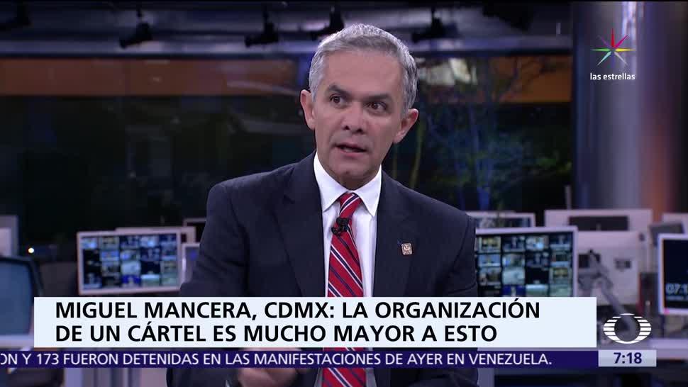 noticias, televisa, Tláhuac, crimen organizado, Miguel Ángel Mancera, Despierta