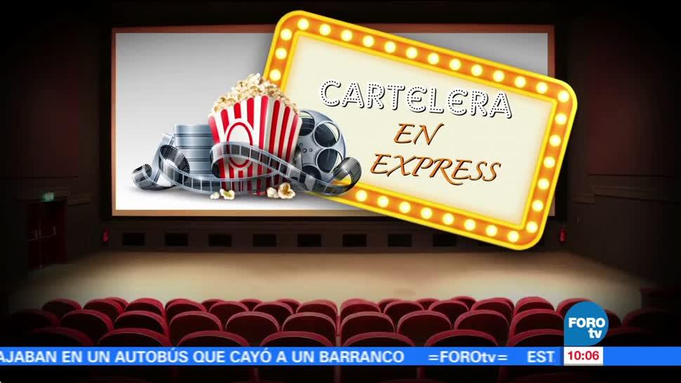 noticias, forotv, La cartelera express, Adriana Riveramelo, La cartelera, fin de semana