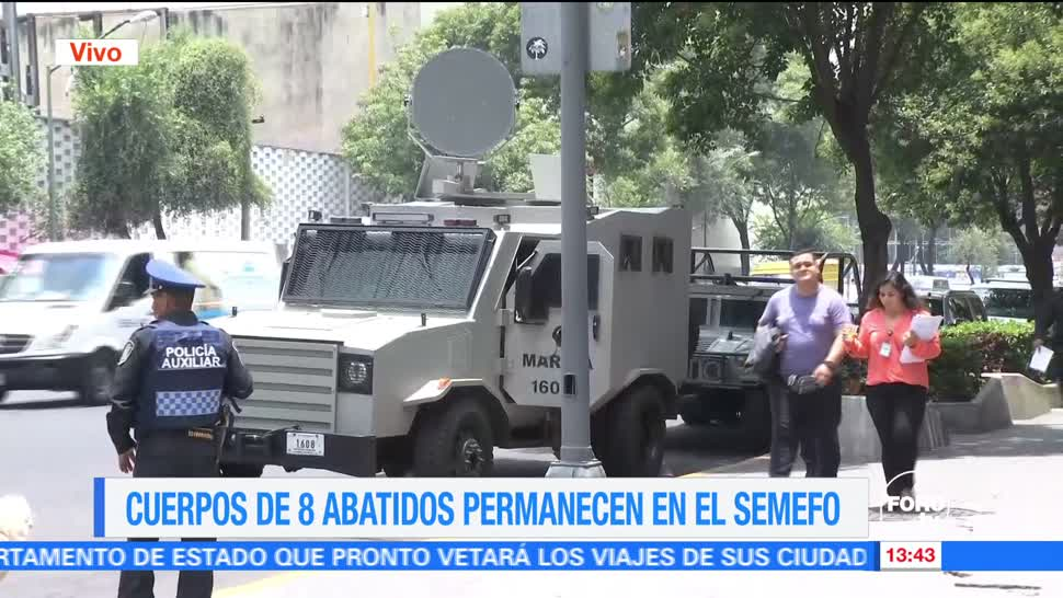 Detienen Una Persona, Despliegue Policial, Tlahuac, Colonia La Conchita