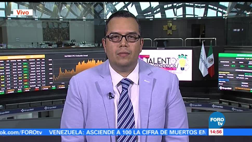Juan Francisco Caudillo, Analista Tecnico, Paridad Peso Dolar, Anuncio De Una Calificadora