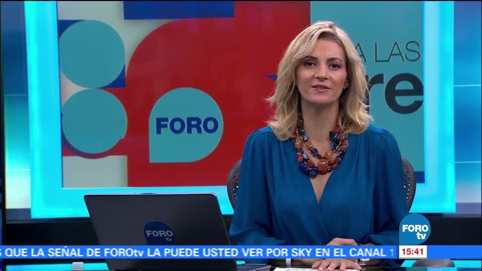Televisa News, A Las Tres, Programa Completo, Ana Paula Ordorica