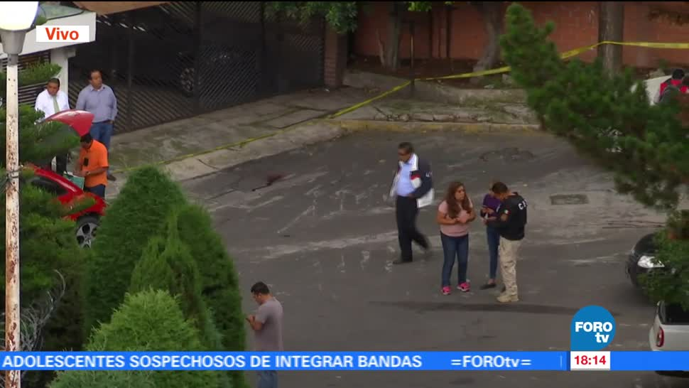 Asesinan, Dos Policias, Naucalpan, Elementos De Recuperacion De Vehiculos