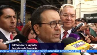 Mexico, renegociar TLCAN, Secretario de Economia, Ildefonso Guajardo